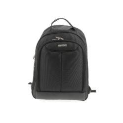 sac a dos BACKPACK noir vue de dos