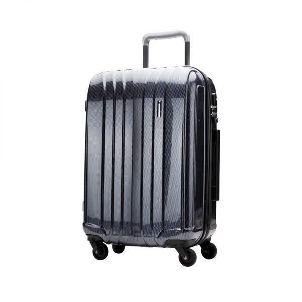 Elégante valise XXL Marine, ABS et polycarbonate. 89L, 4.1Kg