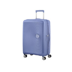 Valise 4 roues taille M 88473 bleu clair