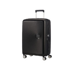 Valise 4 roues taille M 88473 noir