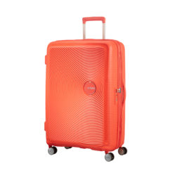 Valise 4 roues taille M 88473 rouge