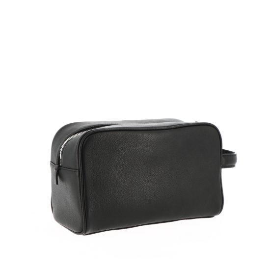 Trousse de toilette LB204 noir vue de dos