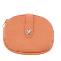 petit portemonnaie la bagagerie orange