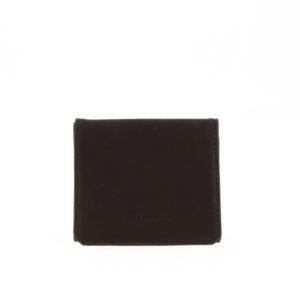 Porte monnaie boite 9148 marron vue de face