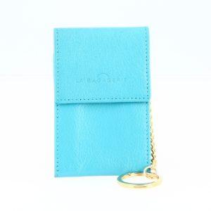 Porte clé 637 turquoise